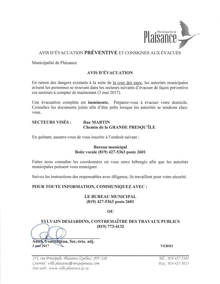 Avis evacuation preventive 3 mai page 1 site